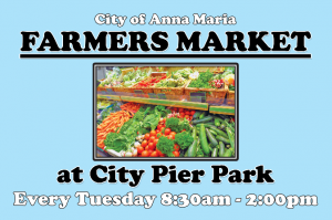 City of Anna Maria Farmer's Market