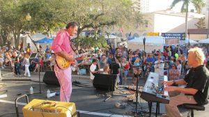 Sarasota Seafood & Music Festival @ Gulf Stream Sarasota