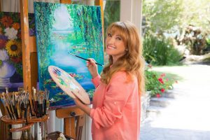 Jane Seymour Up Close & Personal @ pin Manatee Performing Arts Center