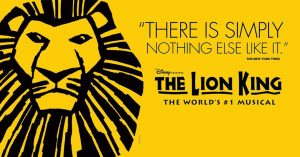 Disney's The Lion King @ Van Wezel Performing Arts Hall