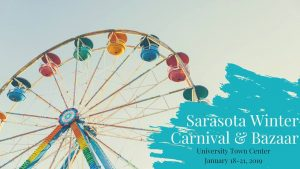 Sarasota Winter Carnival & Bazaar presented by Suncoast Vet ER @ University Town Center Sarasota