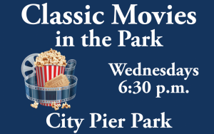 Classic Movies in the Park at City Pier Park @ City Pier Park